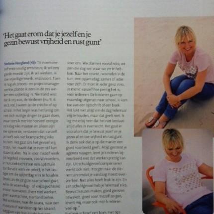 Interview in Margriet (1)