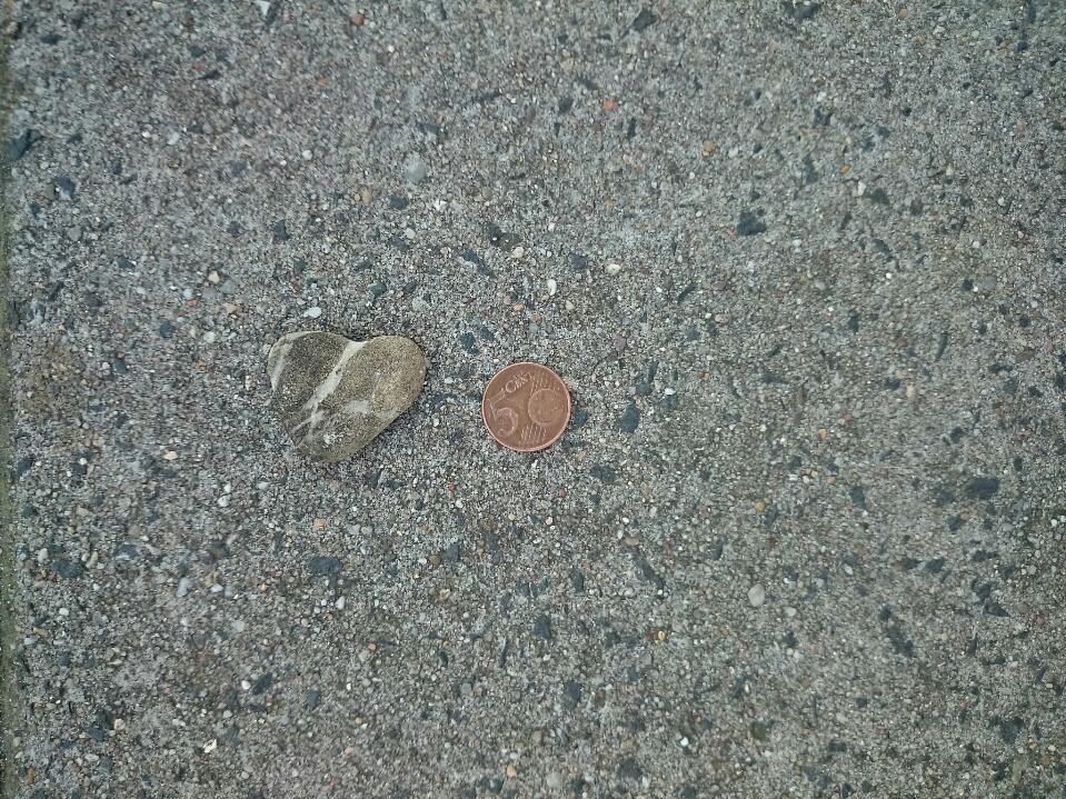 Geld en liefde vind je op straat